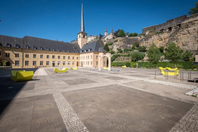 Neumünster Abtei